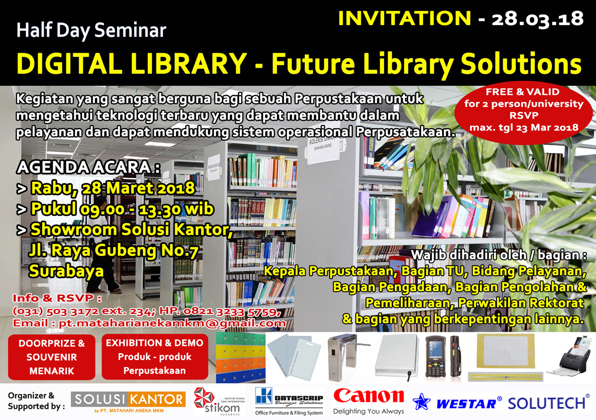 Digital Library - Future Library Solutions